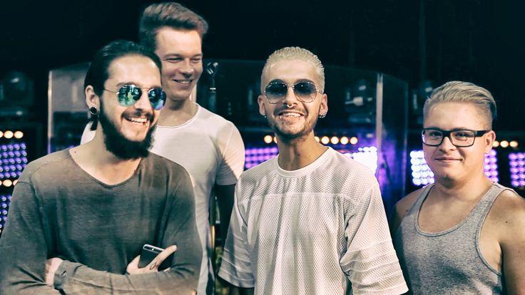 RUSSIA UKRAINE BELARUS - Tokio Hotel Tour Dates Announcement !