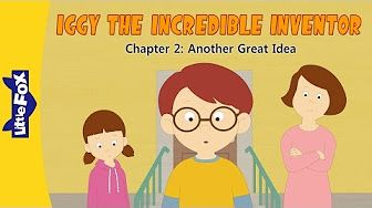 Iggy the Incredible Inventor 1: My First Invention | Level 5 | By Little Fox…