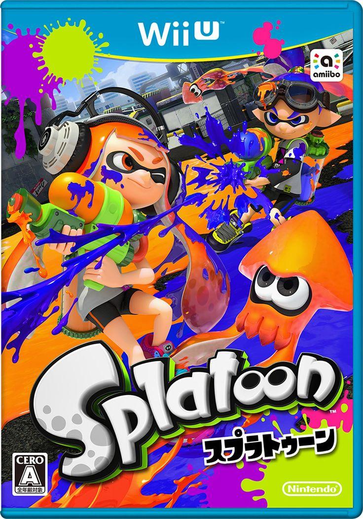 Splatoon(スプラトゥーン):Amazon.co.jp:ゲーム