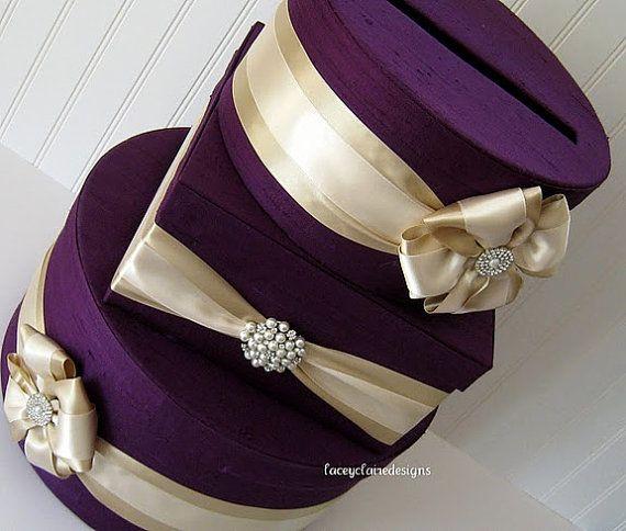 This has to happen at my wedding...Wedding Card Box Money Box Gift Card Box Holder
