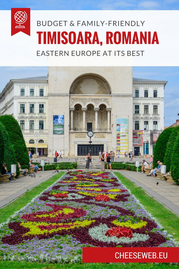 Adi takes us back to her hometown of Timisoara, Romania for a budget and family-friendly Eastern European slow travel destination.