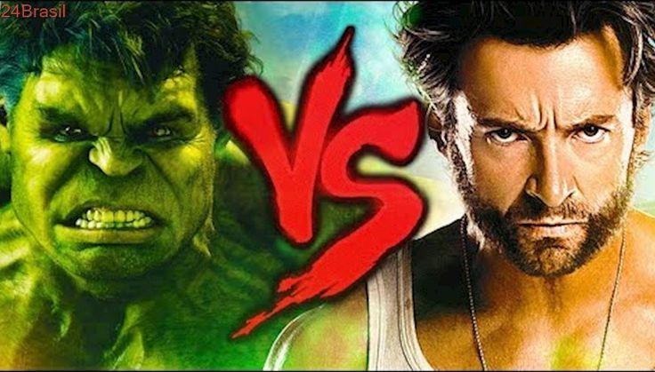 Hulk VS. Wolverine | Duelo de Titãs