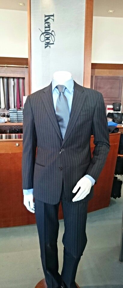 New season Armani Collezioni suits in store!