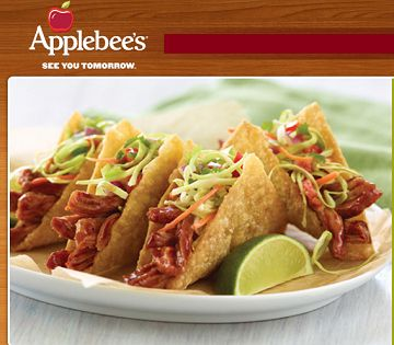 picture relating to Applebees Printable Menus named Cost-free appetizer applebees / Kohls 30 p.c off code
