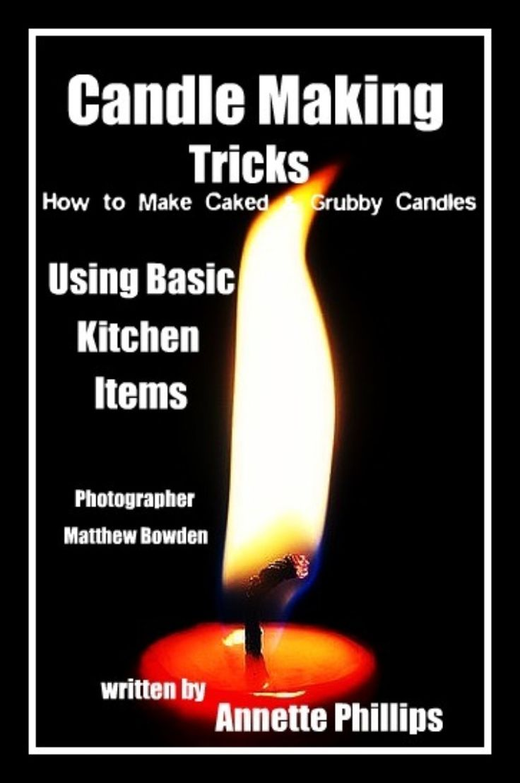 How to Make Candles at Home | Candle Making: How to Make Caked & Grubby Candles