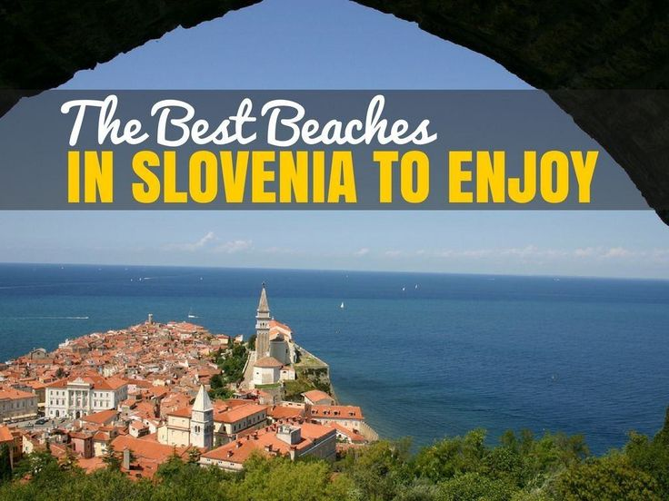 Best Beaches in Slovenia | Your Slovenia Travel Blog
