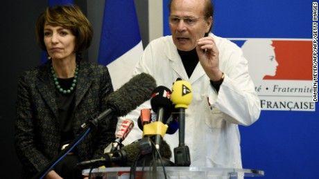 French drug trial: 1 person brain dead, 5 more hospitalized - CNN.com