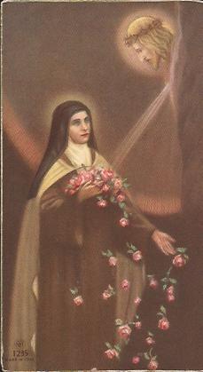 Heilige Theresia - Theresia van Ávila is één van de beroemdste mystici onder de katholieke heiligen. Samen met de heilige Johannes van het Kruis heeft zij de orde van de Karmel hervormd in de zestiende eeuw.