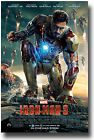 "Iron Man 3 Movie Poster 27"" x 40"" - http://awesomeauctions.net/movie-posters/iron-man-3-movie-poster-27-x-40/"