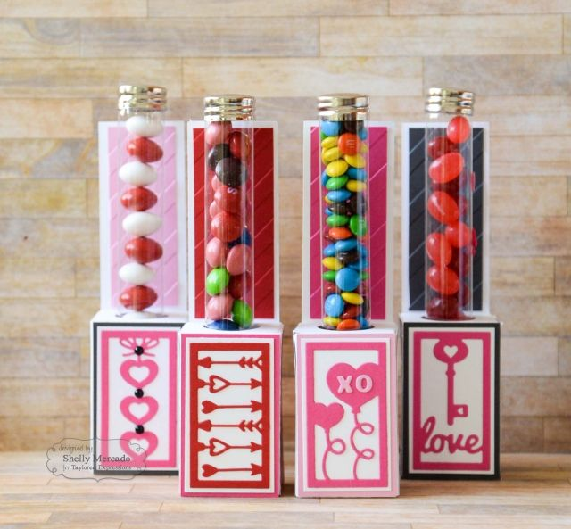 1015 best candy crafts images on pinterest boxes gift for Test tubes for crafts