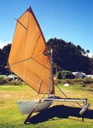 Bildresultat för melanesia proa wharram