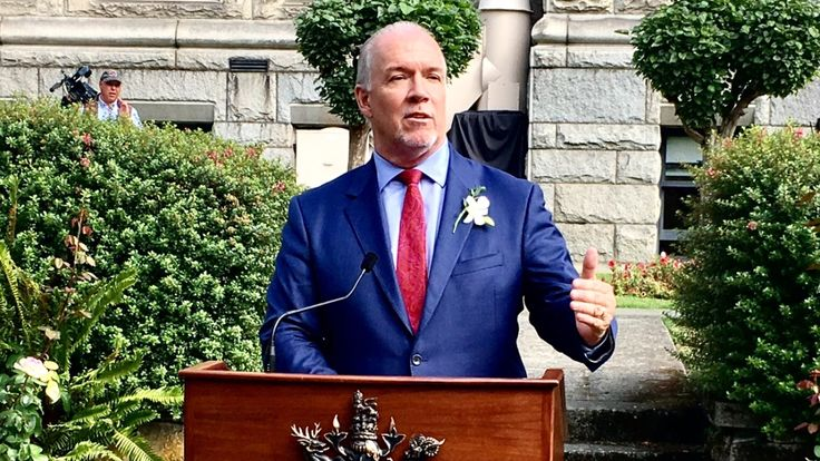 awesome Tough act to follow: slow and steady B.C. NDP throne speech overshadowed by Darryl Plecas - British Columbia