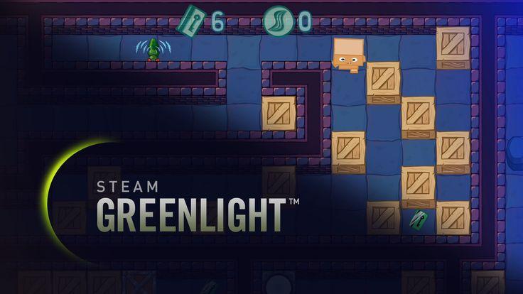 Box Kid Adventures - Steam Greenlight Trailer - 60fps