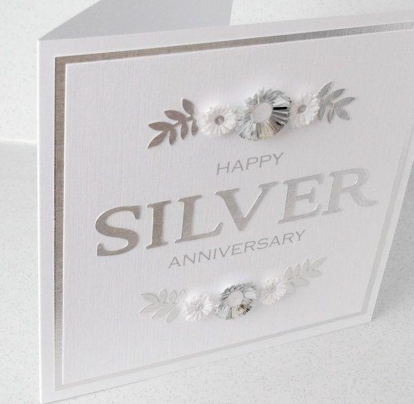 Partecipazioni 25 anni di matrimonio