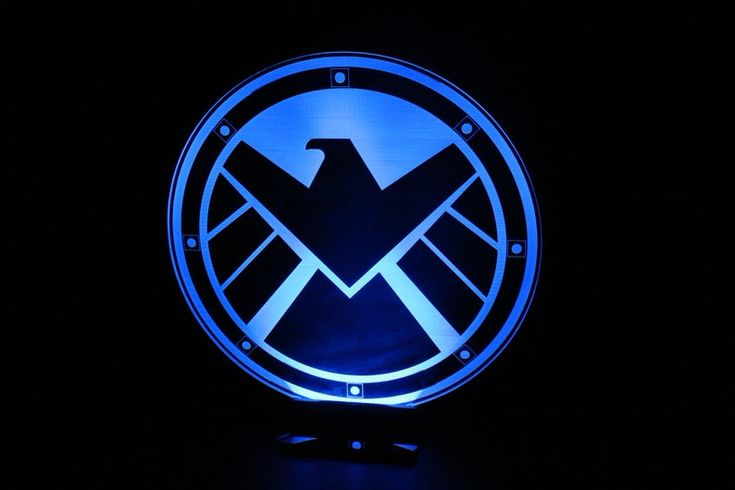 Agents of SHIELD Light Base in 2020 | Shield, Agents of ...