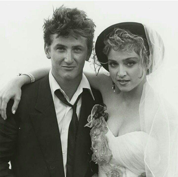Sean Penn&Madonna