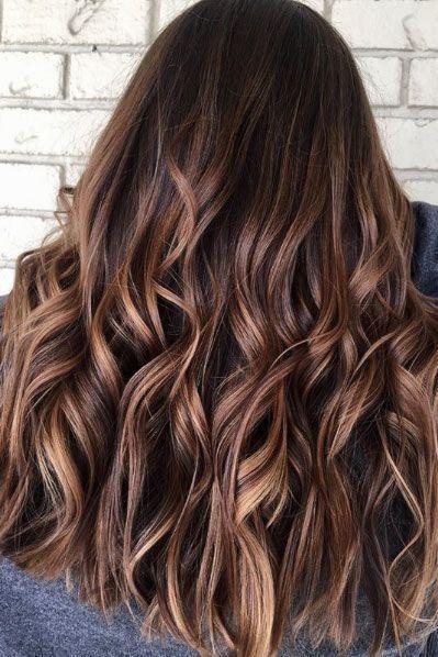 34 Hair Color Trend 2018 2019 With Highlight Fall Hair