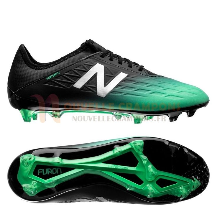 New Balance Furon 5.0 Destroy FG Vert | Chaussure de foot ...
