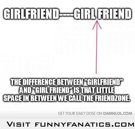 difference between just friends and dating