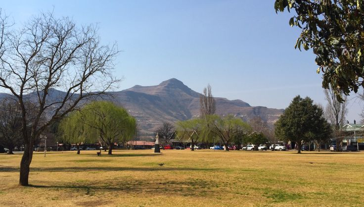 Clarens -funky and arty