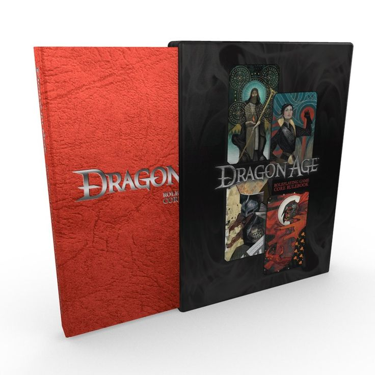 Dragon Age RPG Ultimate Edition