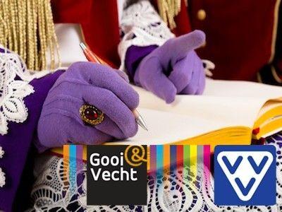 Intocht Sinterklaas in Naarden Vesting | zaterdag 22 november komt de Sint aan in Naarden Vesting! Kom je ook? www.vvvnaarden.nl