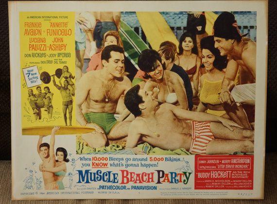 Original Lobby Card  from  the 1964 film by MoviePostersAndMore