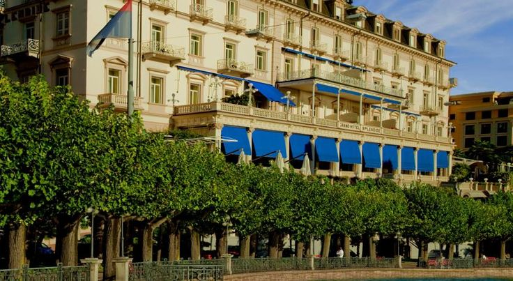泊ってみたいホテル・HOTEL|スイス>ルガノ>歴史的な特徴を残すルガーノで最もファッショナブルなホテル>ホテル スプレンディド ロイヤル(Hotel Splendide Royal)  http://keymac.blogspot.com/2014/11/hotel-hotel-splendide-royal.html?spref=tw