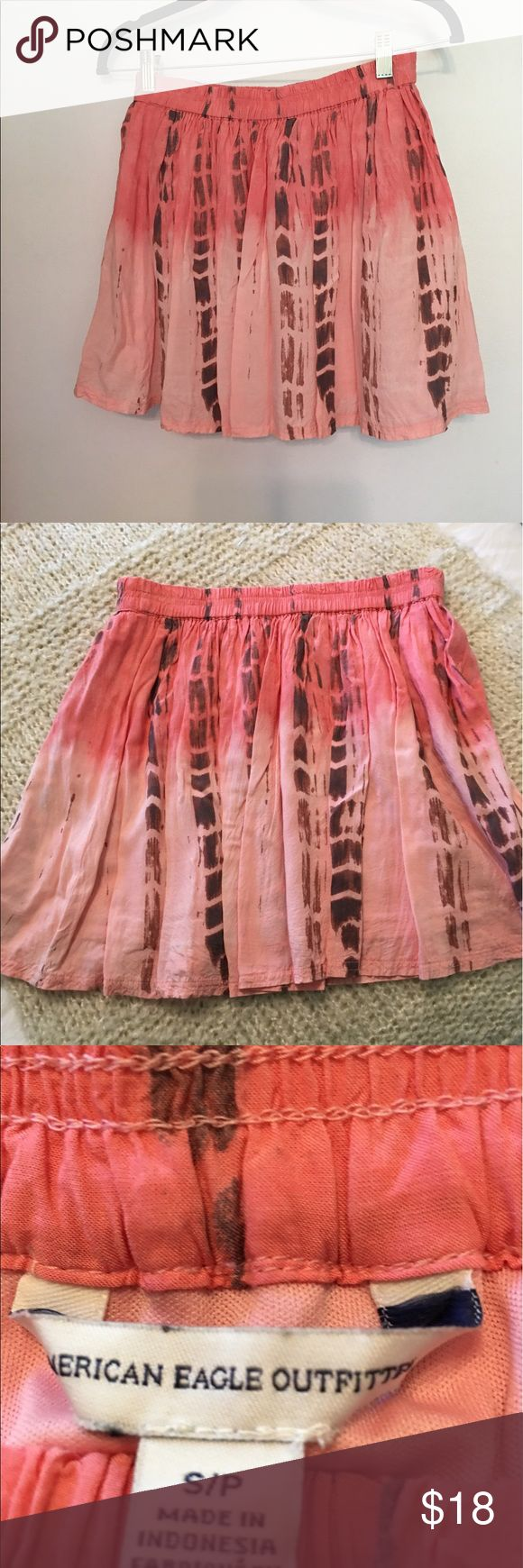 American Eagle Outfitters ombré skirt American Eagle Outfitters ombré mini skirt. American Eagle Outfitters Skirts Mini