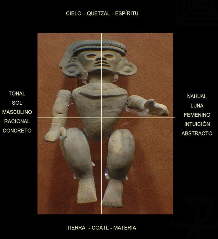 TOLTECA: EL PENSAMIENTO…domesticado, salvaje y ancestral.