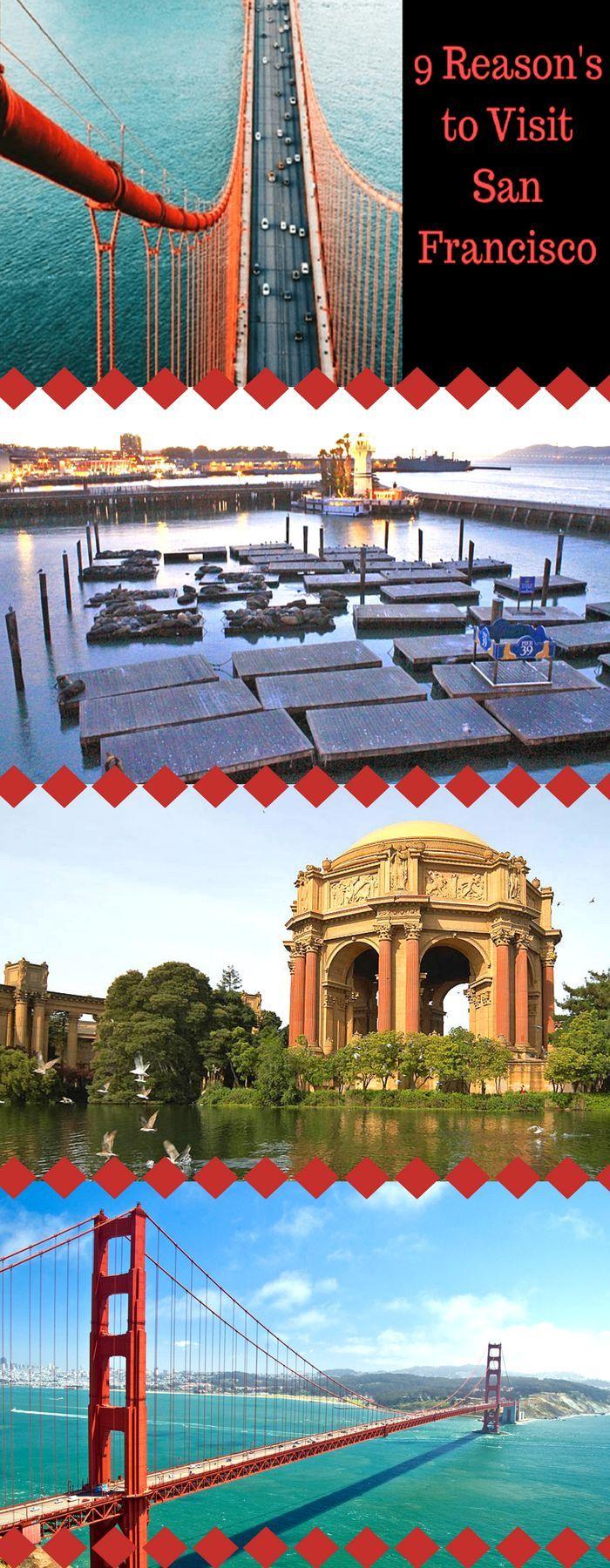 Nine Reasons To Visit San Francisco 79