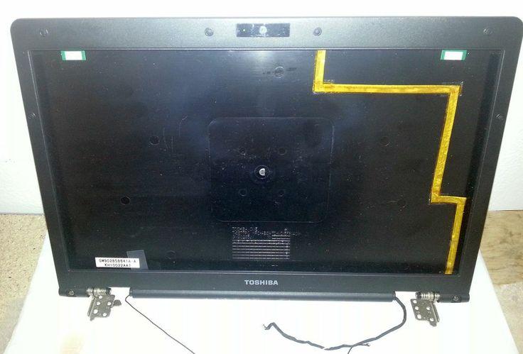 Toshiba Tecra S11-168 Deckel mit Displayrahmen,Webcam ,Wlan-Antenne mit Schanier