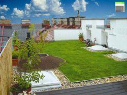 Зеленые крыши :: Diadem-350 Набор для простого интенсивного сада на крыше