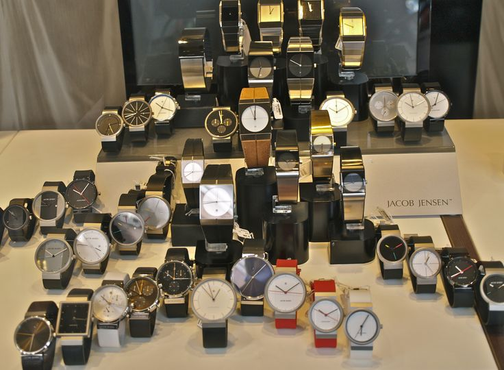 A large selection is available at our jewelry stores and you have access to discounted Jacob Jensen watches online. www.megawatchoutlet.com