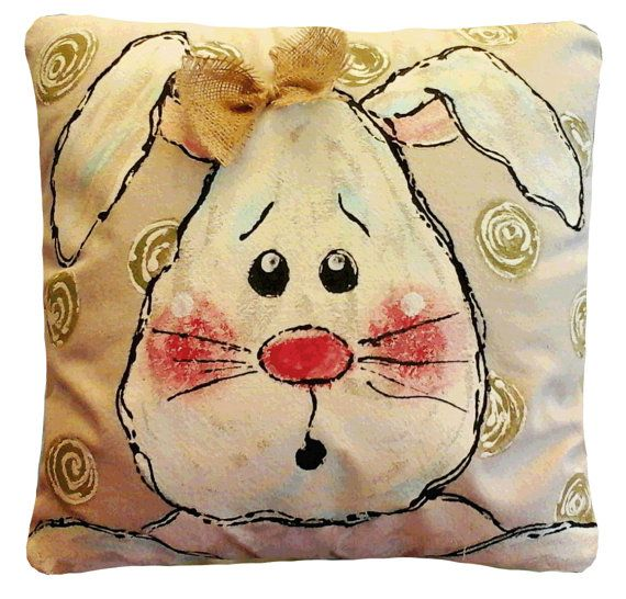 31 best painted pillows images on Pinterest Cushions, Toss pillows and Fabric paint designs
