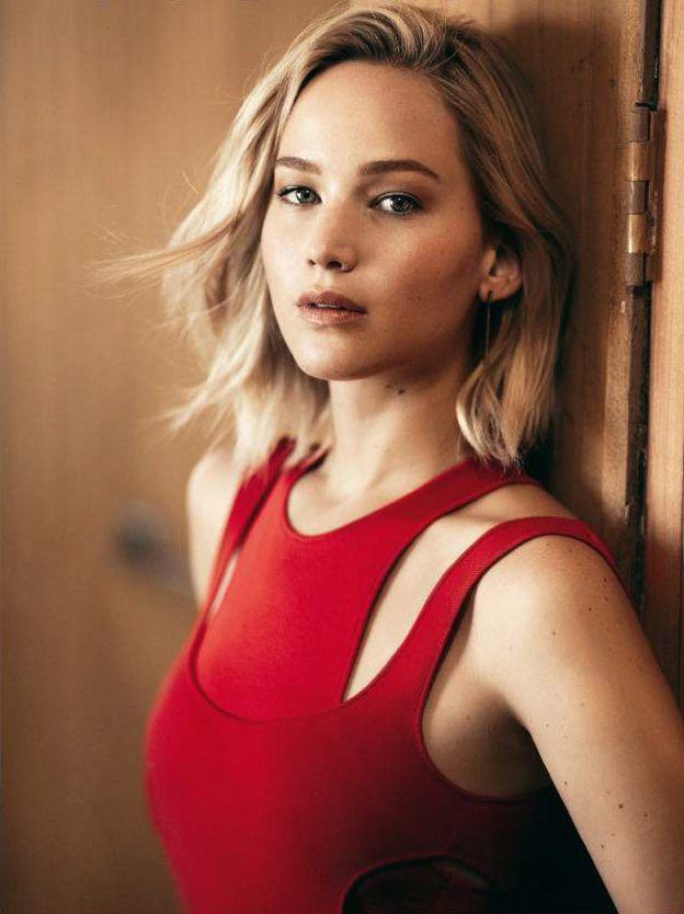 Jennifer Lawrence by Mikael Jansson for Vogue US December 2015