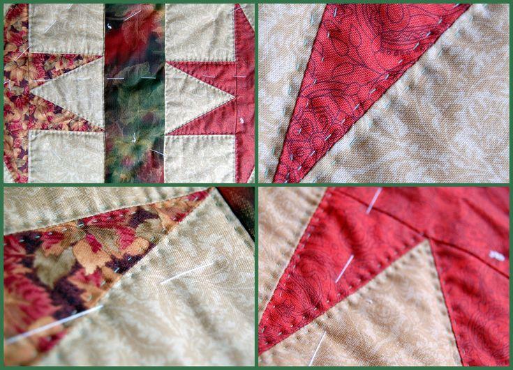 17 mejores im genes sobre quilts en pinterest telas edredones de beb y colcha bandana - Acolchados en patchwork ...