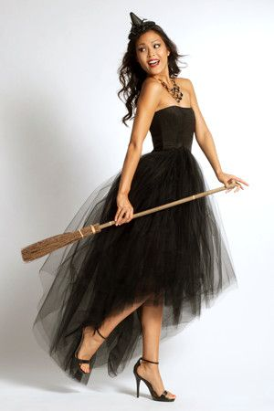 witch rental halloween costume from rent the runway