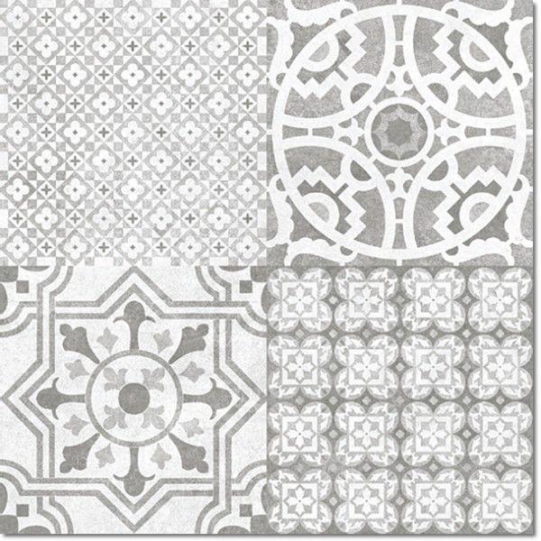 Kolekcja Hydraulic - płytki podłogowe Hydraulic Perla 45x45