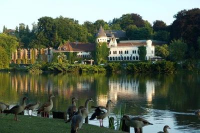 Chateau du Lac  Genval, Belgium