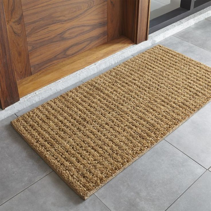 17 best images about ron 39 s rustic touches on pinterest for Indoor front door mats