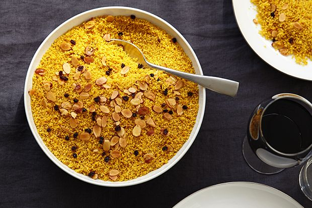 Find the recipe for Couscous with Sautéed Almonds and Currants and other currant recipes at Epicurious.com