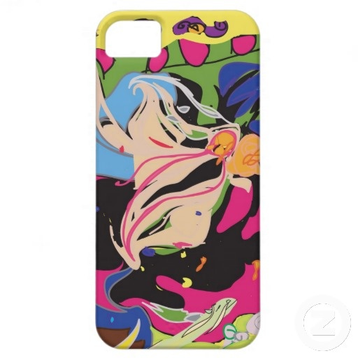 iPhone Case Abstract Illustration made by me..