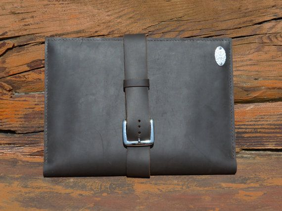 Multi-Tasking Leather Sketchbook Cover Personalized Leather