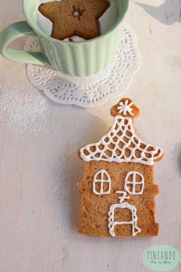 Cómo hacer casas de pan de jengibre