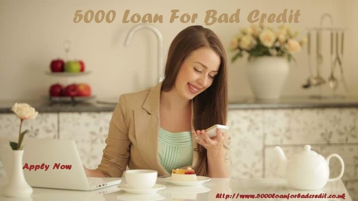 Is accessibility of inadequate finances in bank account troubling you? Concerned, whether you will acquire support or not, owing to deprived credit record? If yes, you may apply for 5000 loan for bad credit! You are free to concern for #5000loanforbadcredit even if you have deprived credit, or credit below usual! All kinds of credits are okay!