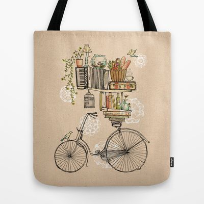 Pleasant Balance Tote Bag by Florever - $22.00