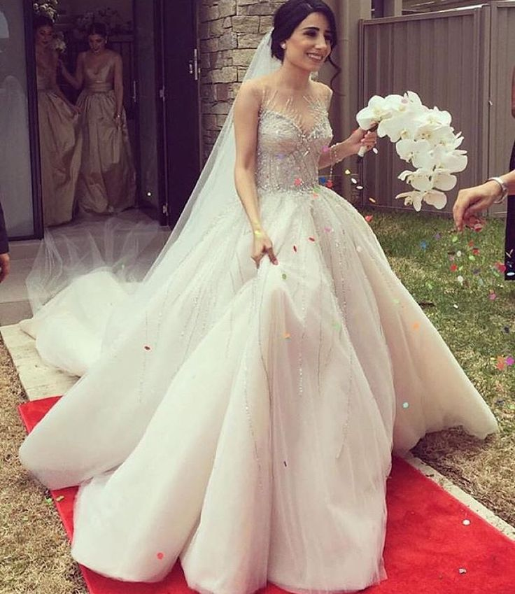 271 best dream wedding dress images on Pinterest   Dream wedding ...