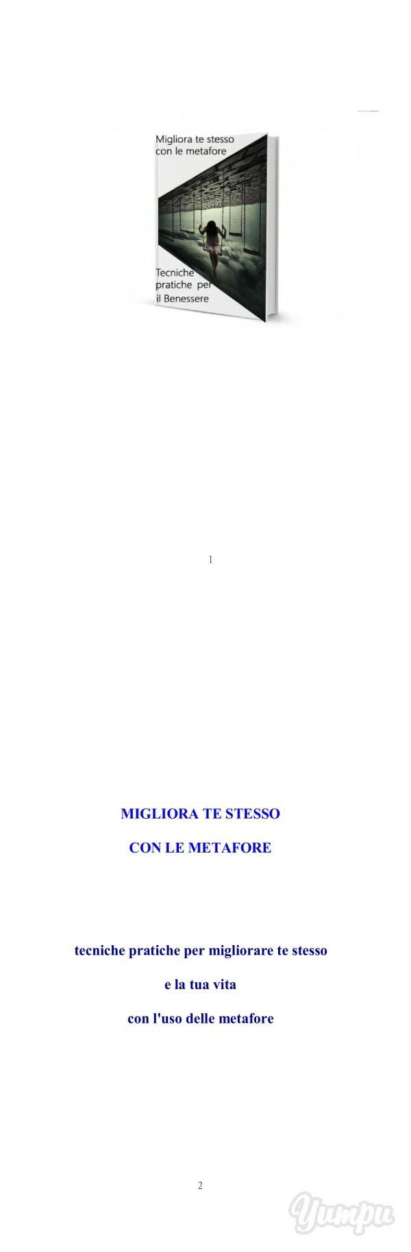 migliora te stesso con le metafore - Magazine with 359 pages: