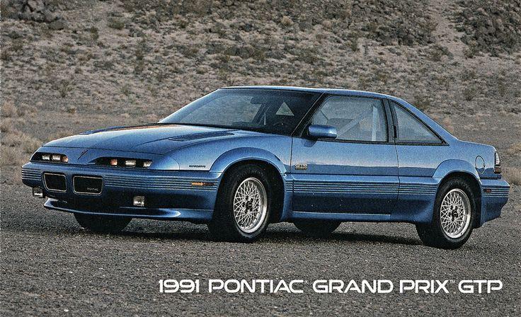 1991 Pontiac Grand Prix Gtp